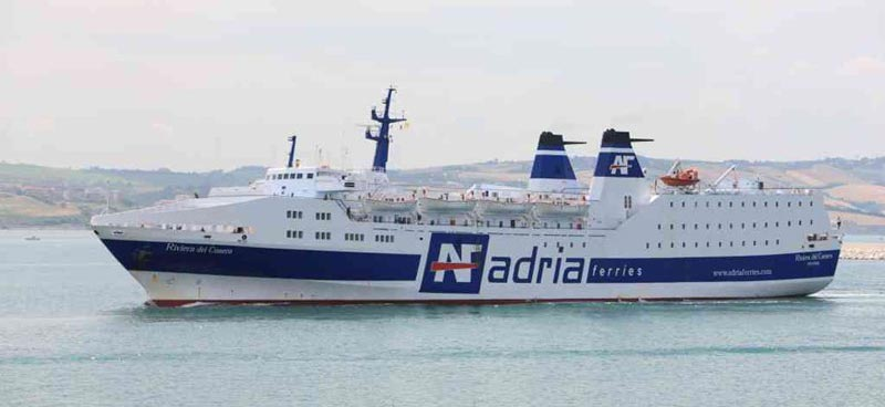 Traghetto Af Michela Adria Ferries