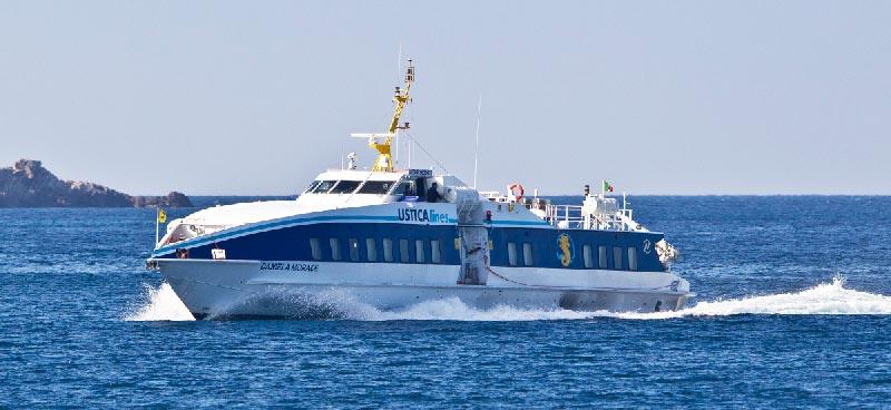 Monocarene e Catamarani Algerie Ferries daniela morace