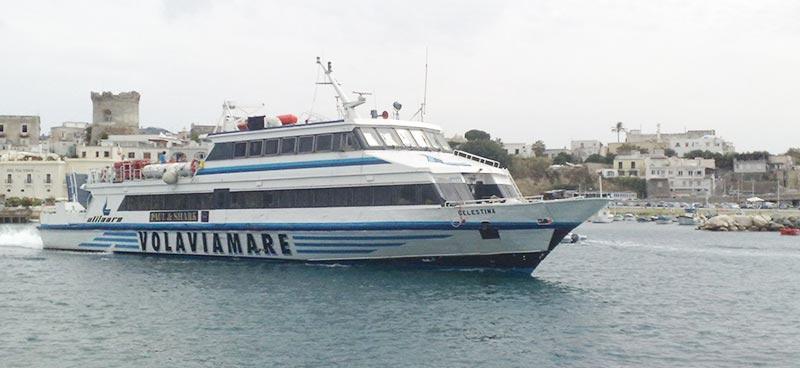 Monocarene e Catamarani Alilauro celestina lauro
