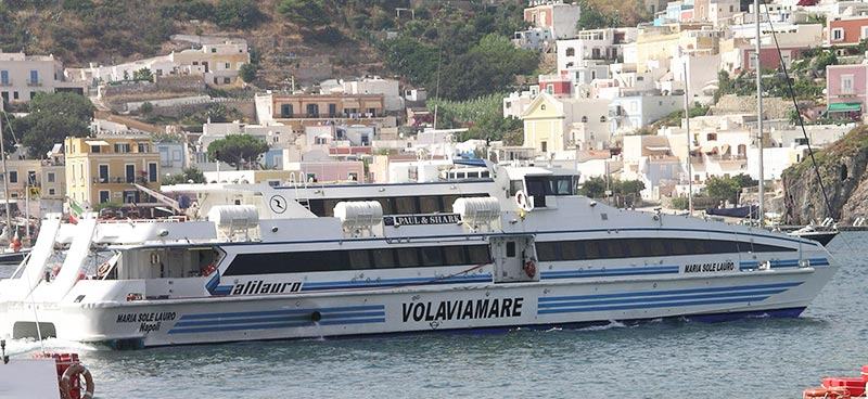 Catamarano Maria Sole Lauro