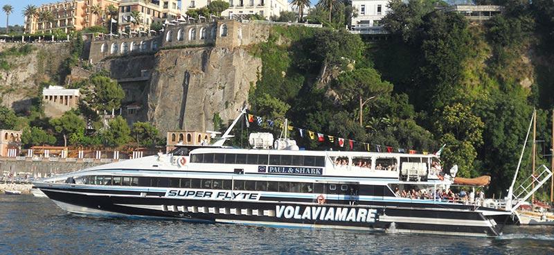 Monocarene e Catamarani Alilauro superflyte