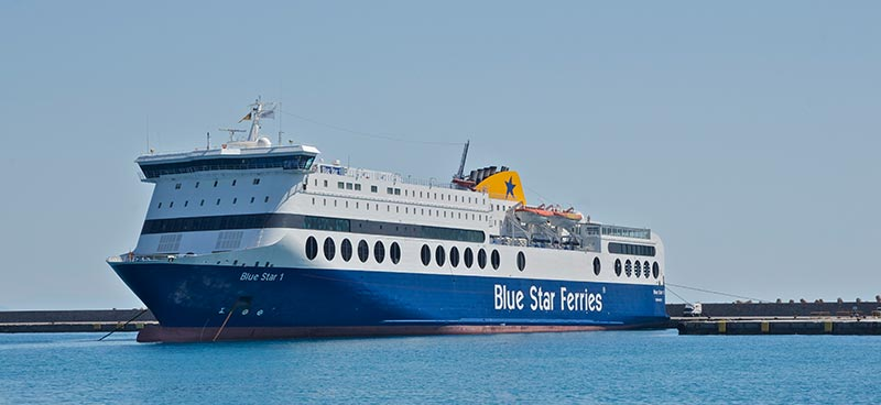 Traghetto Blue Star One Blue Star Ferries