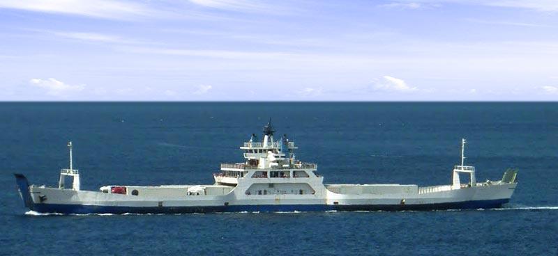 Navi Short Shipping Caronte & Tourist caronte