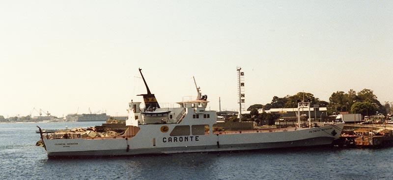 Navi Short Shipping Caronte & Tourist matacena