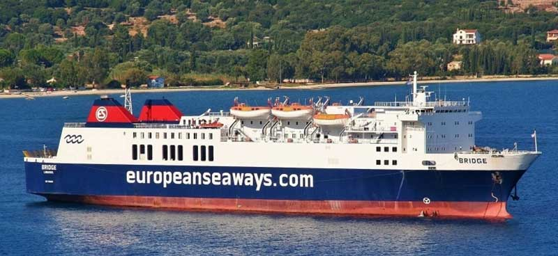 Traghetto Bridge European Seaways