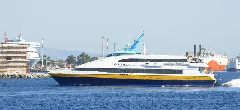 Monocarene e Catamarani Liberty Lines aldebaran