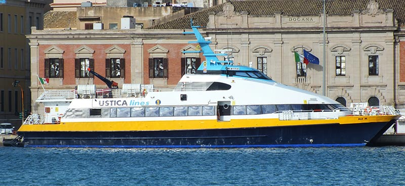 Monocarene e Catamarani Liberty Lines ale m