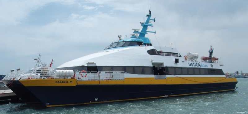 Monocarene e Catamarani Liberty Lines gabriele m