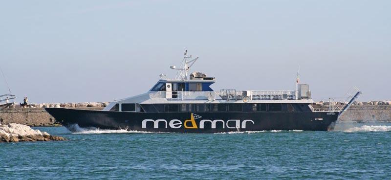 Monocarene e Catamarani Medmar giorgia