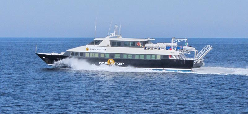 Monocarene e Catamarani Medmar maria donata