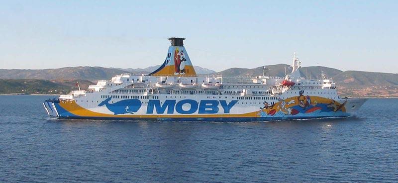 Navi Fast Cruise Moby drea