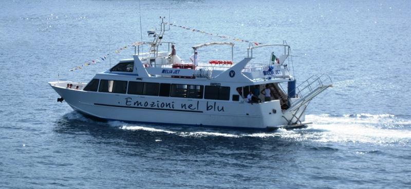 Mezzi Veloci e Aliscafi Navigazione Libera Adriatica elia jet