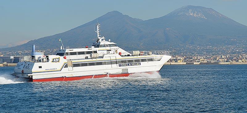 Monocarene e Catamarani Navigazione Libera del Golfo zenit